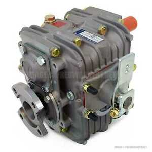 ZF mechanical gearbox