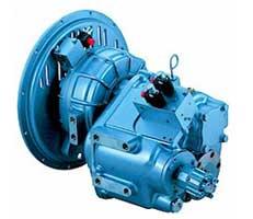 ZF 2 speed gearbox
