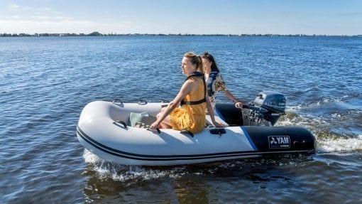 Yamaha inflatable tender