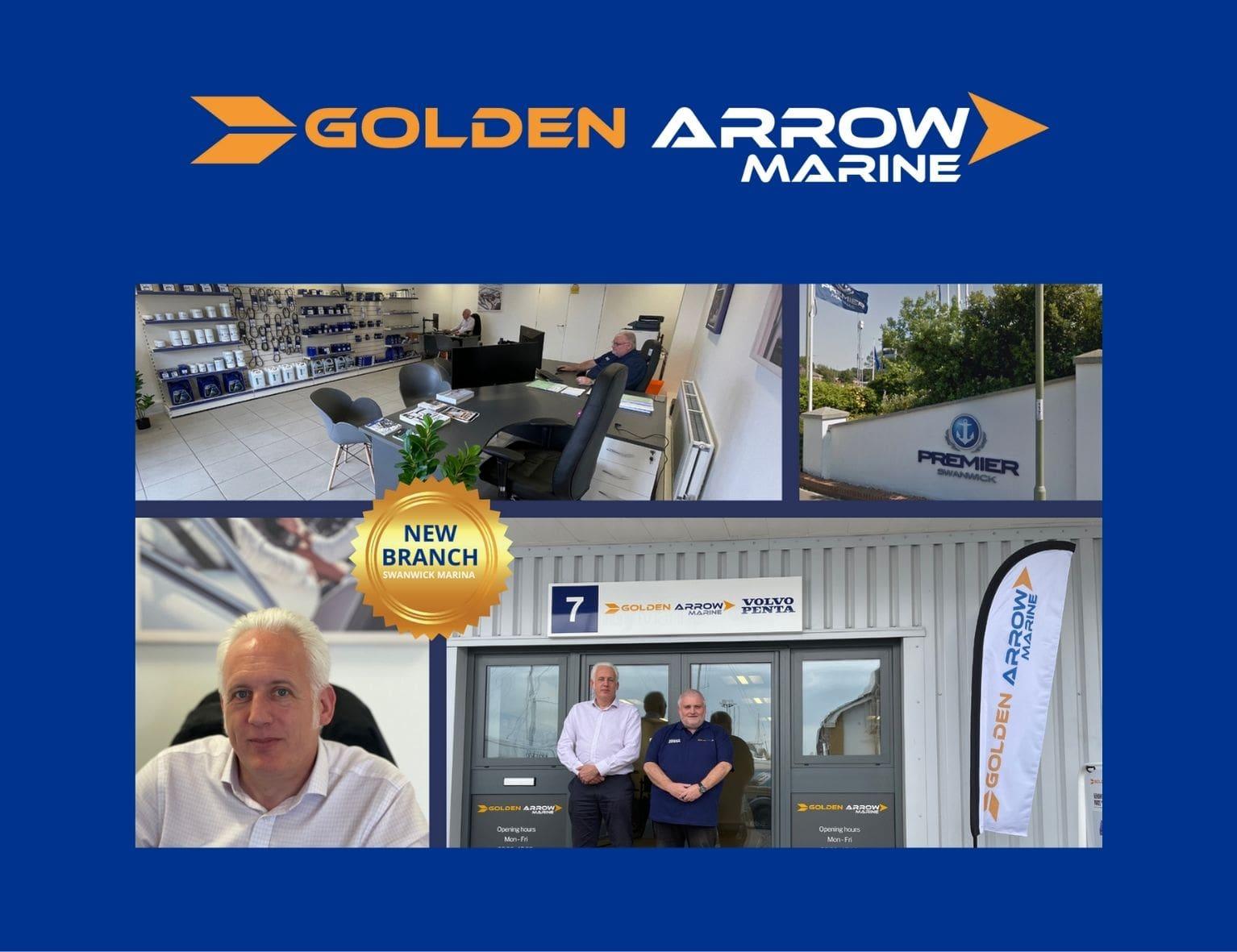 New Golden Arrow Marine branch