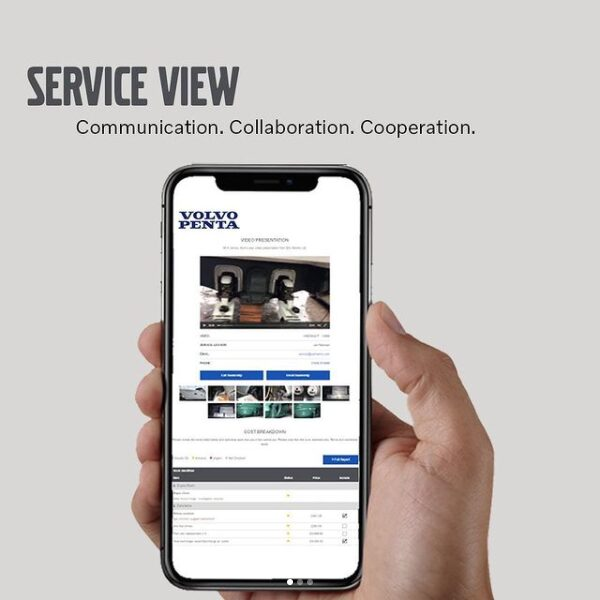 Service View