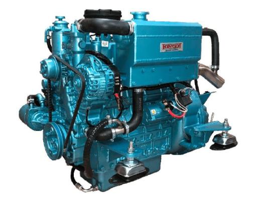 Thornycroft TK-40 Engine