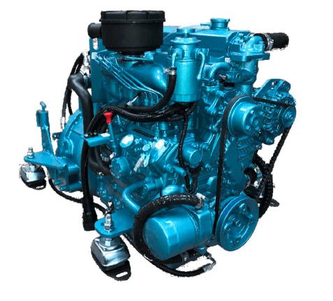 Thornycroft TK-50 Engine
