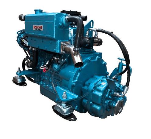 Thornycroft TK-60 Engine